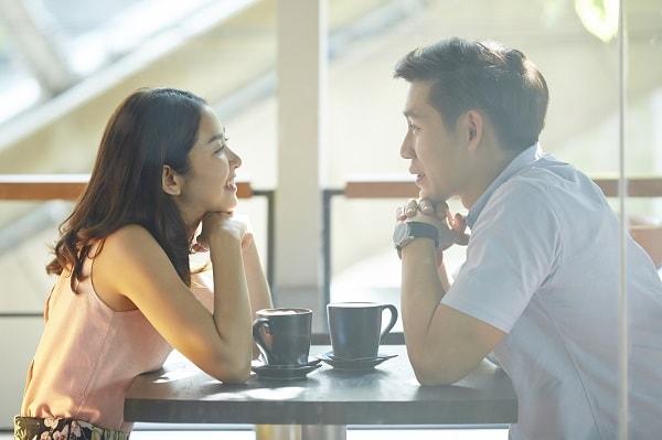 恋愛できるアラサー女性とその彼氏