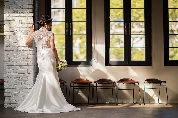 40代の花嫁